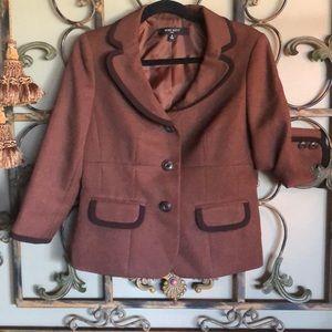 Cute Nine West blazer sz 8